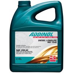 ADDINOL Diesel Longlife MD 1548 15W-40 1л.